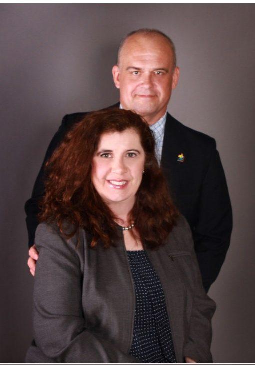 Mike and Betsy Ellen Misialek